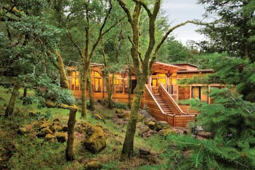 hotel Calistoga Ranch
