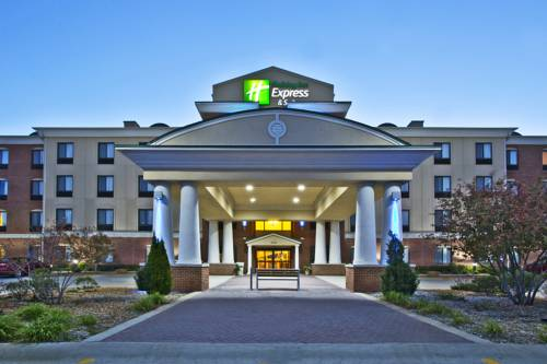 hotel Holiday Inn Express Hotel & Suites Anderson