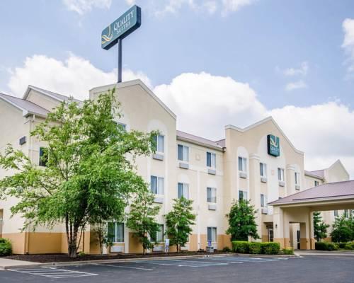 hotel Quality Suites La Grange