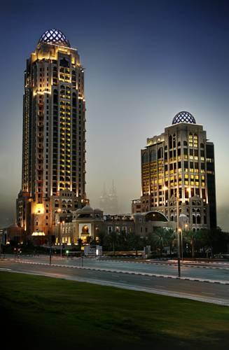 hotel Arjaan by Rotana - Dubai Media City