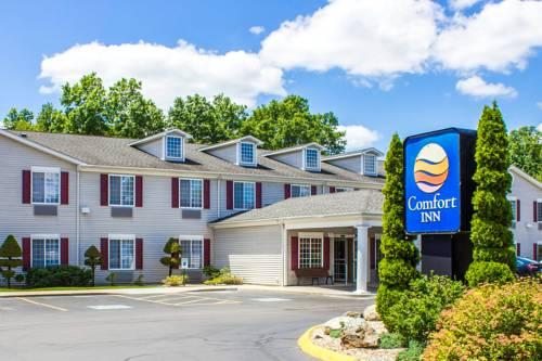 hotel Comfort Inn Guilford