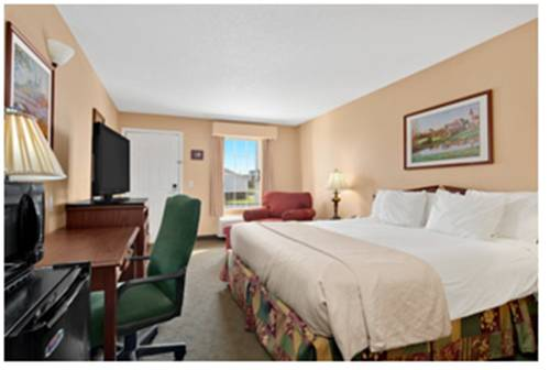 hotel Baymont Inn and Suites - Greenville/I-65