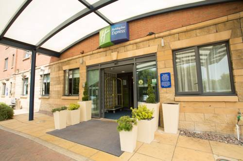 hotel Holiday Inn Express Liverpool-Knowsley