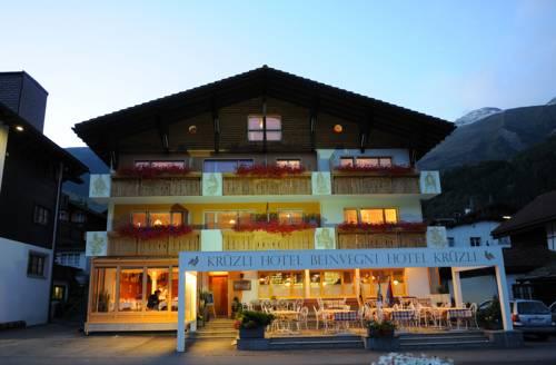 hotel Hotel Kruezli