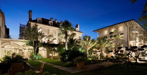 hotel Les Prés d'Eugénie