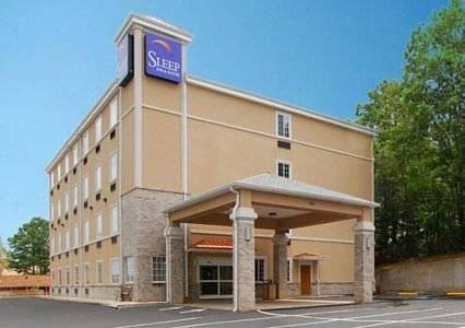 hotel Sleep Inn & Suites at Kennesaw State University
