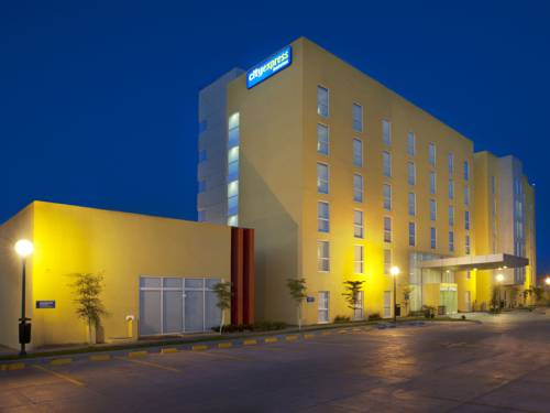 hotel City Express Ciudad Obregon