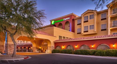 hotel Holiday Inn Express & Suites Mesquite Nevada