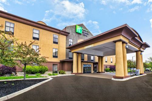 hotel Holiday Inn Express Hotel and Suites Marysville