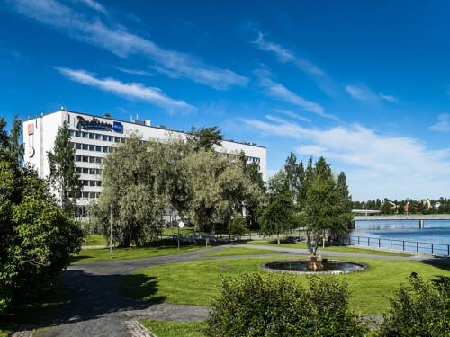 hotel Radisson Blu Hotel, Oulu