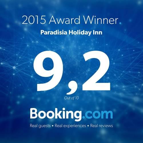 hotel Paradisia Holiday Inn