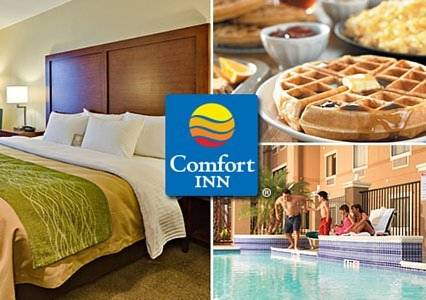 hotel Comfort Inn & Suites Tulsa