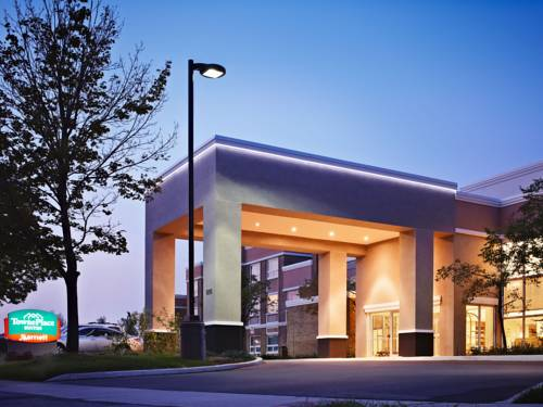 hotel TownePlace Suites by Marriott Mississauga-Airport Corporate Centre
