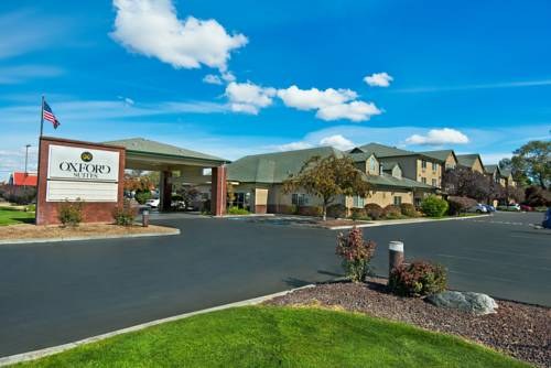 hotel Oxford Suites Hermiston