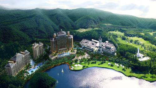 hotel Mission Hills Resort Dongguan