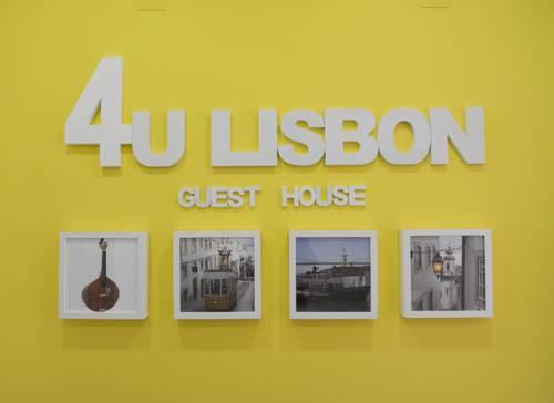 hotel 4U Lisbon Guest House