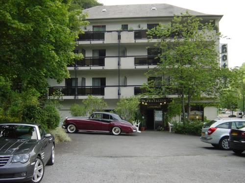hotel Hotel Le Claravallis