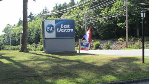 hotel Best Western Acadia Park Inn