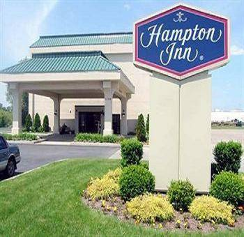 hotel Hampton Inn New Philadelphia