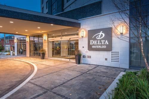 hotel Delta Hotels by Marriott Waterloo