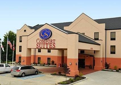 hotel Comfort Suites South Point