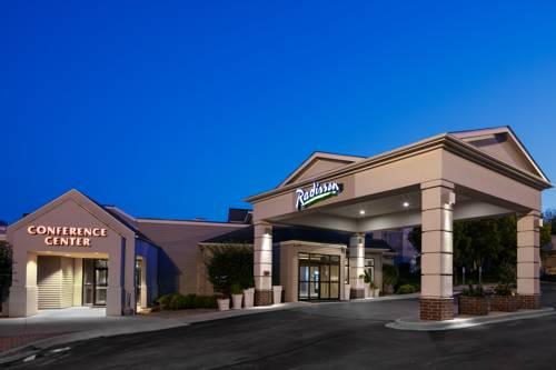hotel Radisson Hotel & Conference Center Coralville - Iowa City