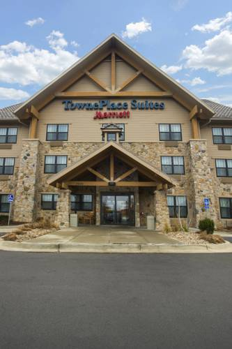 hotel TownePlace Suites by Marriott Kansas City Overland Park