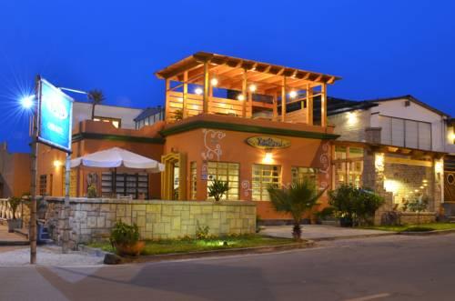 hotel Kauhuhu Casa Hotel - San Bartolo