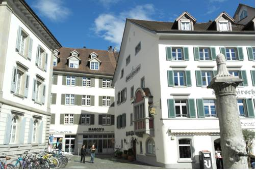 hotel Hotel Hirschen Rapperswil-Jona
