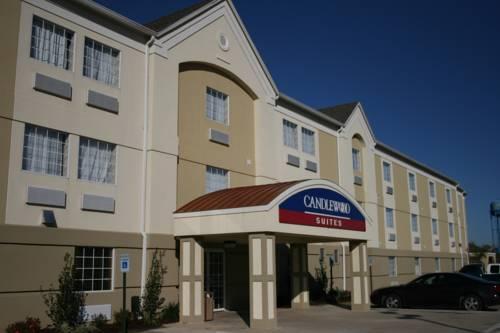 hotel Candlewood Suites Lake Charles-Sulphur