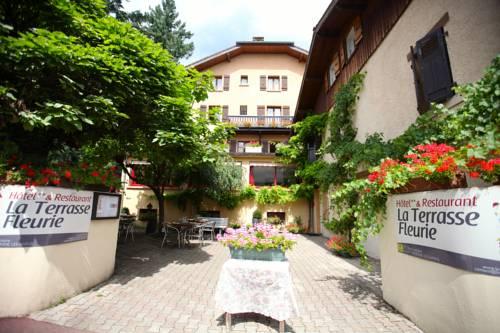 hotel Logis La Terrasse Fleurie