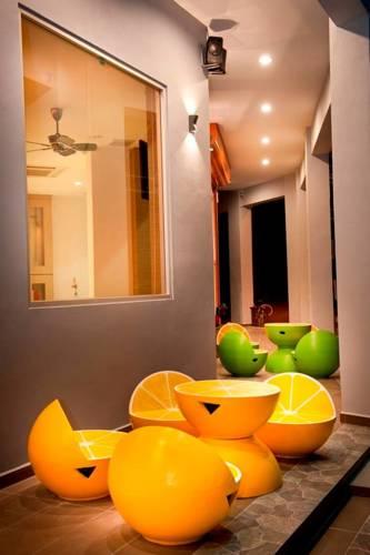 hotel Big Orange Hotel Sungai Petani