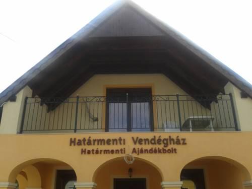 hotel Határmenti Vendégház