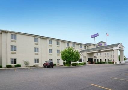 hotel Sleep Inn & Suites Columbus