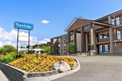 hotel Kamloops Travelodge Mountview