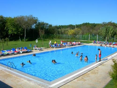 hotel Parque de Campismo Orbitur Rio Alto