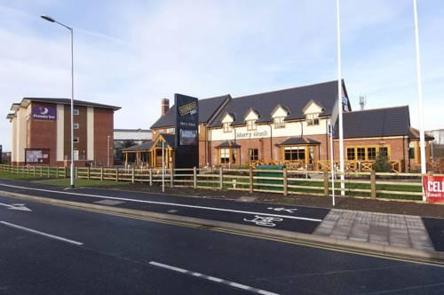 hotel Premier Inn Burton On Trent Central