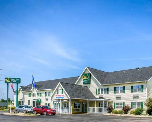 hotel Quality Inn Mauston