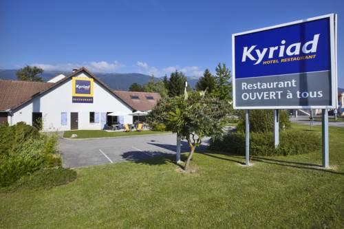 hotel Kyriad Genève St-Genis-Pouilly