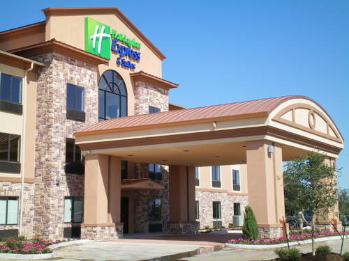 hotel Holiday Inn Express and Suites Mineral Wells