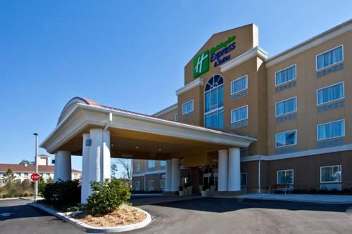 hotel Holiday Inn Express Palatka Northwest