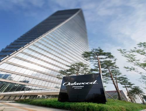 hotel Oakwood Premier Incheon