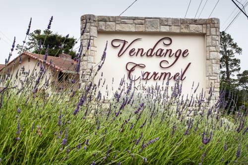 hotel The Vendange Carmel Inn & Suites