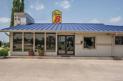 hotel Super 8 San Marcos