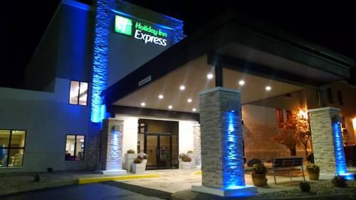 hotel Holiday Inn Express Hotels Cloverdale (Greencastle)