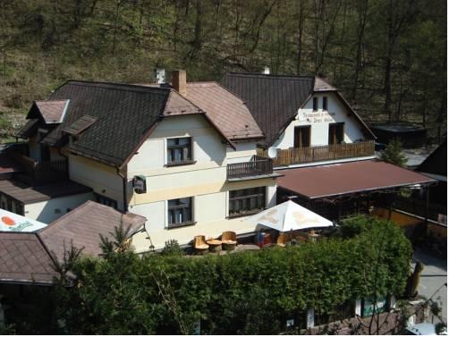 hotel Restaurant a penzion Pod Draci skalou