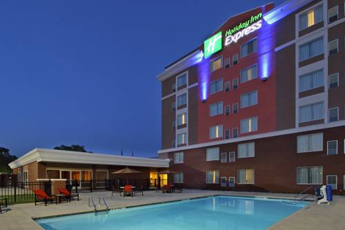 hotel Holiday Inn Express Augusta Downtown