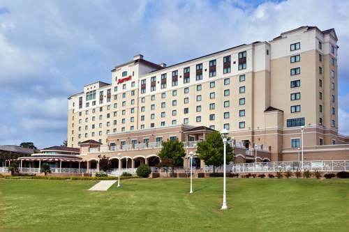 hotel Spartanburg Marriott