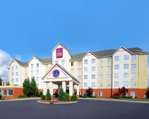 hotel Comfort Suites - Concord Airport