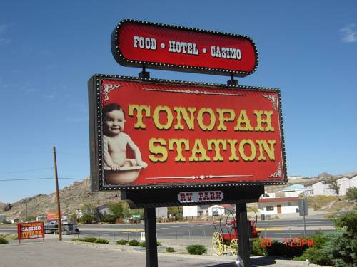 hotel Tonopah Station Hotel and Casino